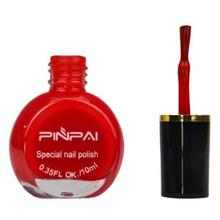 Best Sale pinpai Nail Art Template Stamp Stamping Painting Varnish Special Polish Manicure Design red #4
