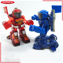 New 2016 Unique Kid Toy Remote Control rc Kumite Robot battrobotToys For Children FSWB