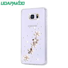Clean Diamond Fashion 3D POP phone Case for Samsung Galaxy A8 2016/E7 E7000/Z1 Z130H/S6 G9200/S6 Edge/J1 J100(China)