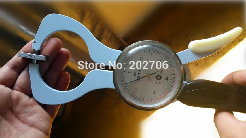 5mm skinfold caliper