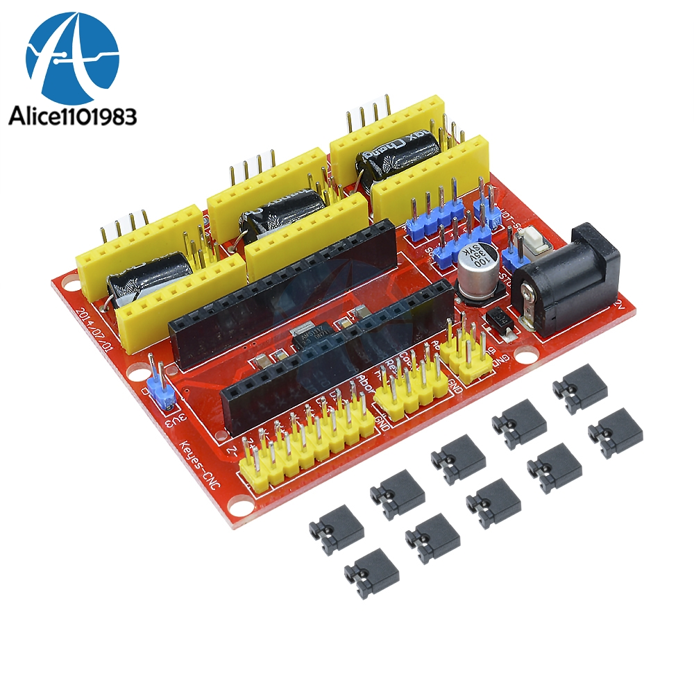 A4988 for the 3D Prin CNC shield v4 engraving machine compatible with Nano 3.0