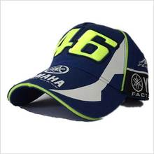 New 2017 F1 Car Motocycle Racing Moto Gp Rossi Vr 46 The Doctor Embroidery Anapback Baseball Cap free Leisure Baseball Caps good