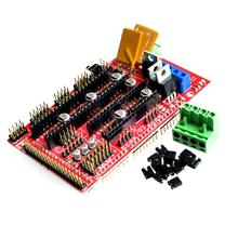 RAMPS 1.4 3D printer control panel printer Control Reprap MendelPrusa Free Shipping