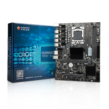 HUANAN golden X58 LGA 1366 motherboard support REG ECC server memory and xeon processor(China)