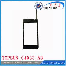 New touch-screen TOPSUN_G4033_A3 touch screen capacitive panel Free shipping