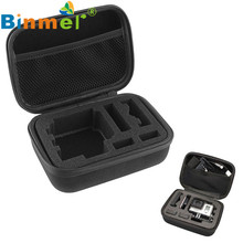 Factory price Binmer Small Carry Case Bag Box Protection for GoPro Camera for SJ4000 for SJ5000 Portable Protection Shockproof
