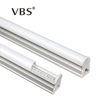 T5 Led Tube Light T5 Lampada Lamp 6W 29cm 10W 57cm AC165-265V LED Fluorescent Tube Led Wall Lamp T5 Bulb Light Warm White