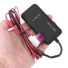 Newest Mini Quad Band Car Vehicle GPS GPRS GSM Tracker For Car Real Time Position Tracking Device