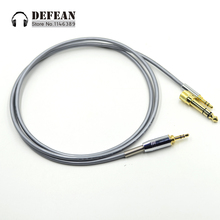 New Audio Upgrade 5N OCC Cable For SOUL SL300 SL150 SL100 LOPP JET Headphones