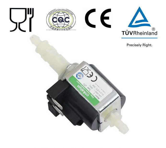 AC 24V - 240V 25W Electromagnetic Solenoid Pump washing machine / Mobile air conditioning / Sanitary equipment / coffee machine <br><br>Aliexpress