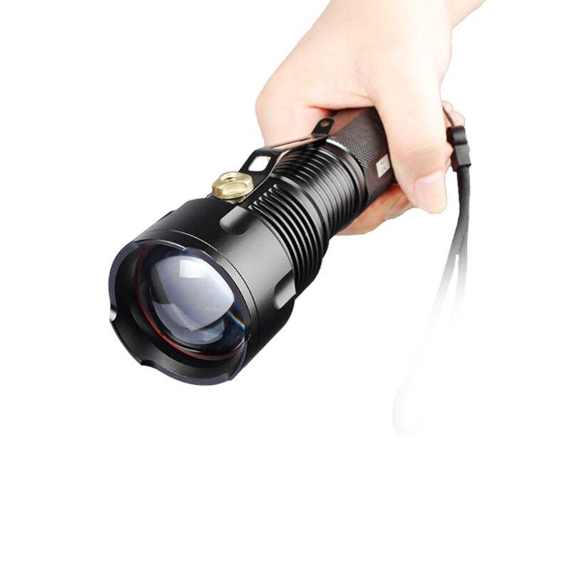 WARSUN XML T6 Linternas 3 Modes Lanterna Led Tactical Gladiator Military-Flashlight Outdoor Camping Torch Zaklamp Flashlight <br>