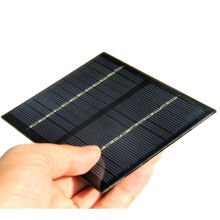 Hot 1.5W 12V Solar Panel Mini Solar Cell DIY Small Solar Power Application Polycrystalline 115*90MM High Quality Free Shipping(China)