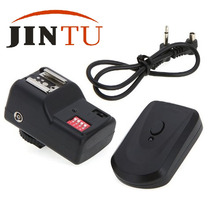 PT-16 16 Channels Slave Flash Trigger Receiver for CANON Speedlite 430EX 520EX 580EX YN-560 III IV YN-565EX(China)
