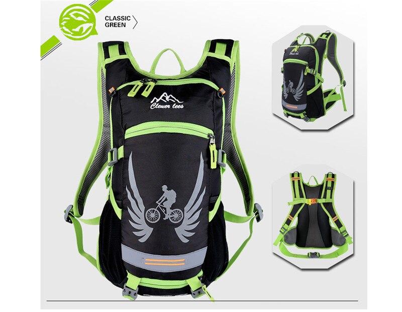 be905d0355 2019 Waterproof Nylon Sport Bag Running Backpack Kettle Package ...