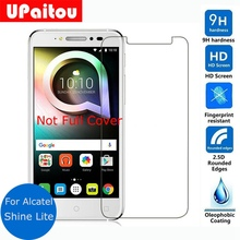 UPaitou Front Safety Protective Film For Alcatel Shine Lite Tempered Glass Screen Protector For Alcatel Shine Lite Glass Film