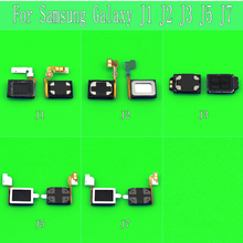 Loud speaker for Samsung Galaxy J5 J500F / J7 J700F J1 J2 J3 Mobile Phone Buzzer Ringer Loudspeaker Module(China)