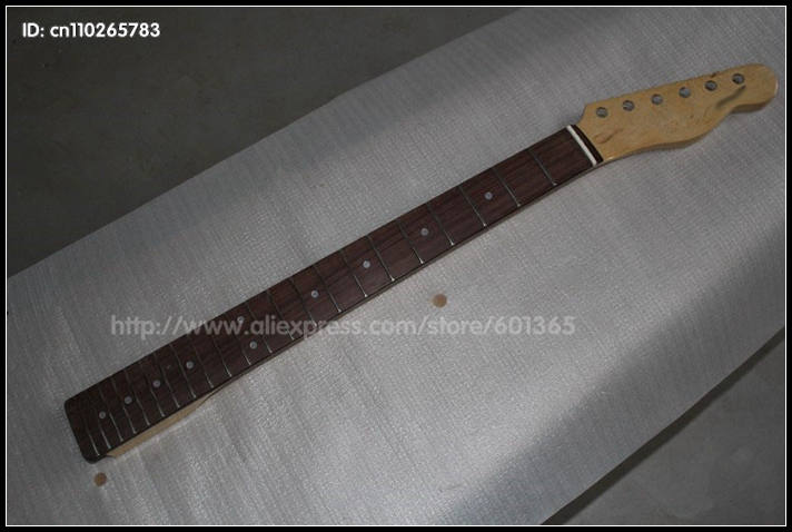 22 Frets Canadian Maple Electric Guitar Neck electric guitar kit kits rosewood fingerboard <br>