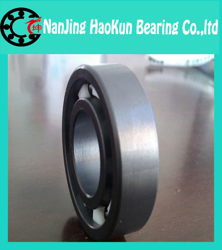 Free shipping 6202 full SI3N4 ceramic deep groove ball bearing 15x35x11mm<br><br>Aliexpress