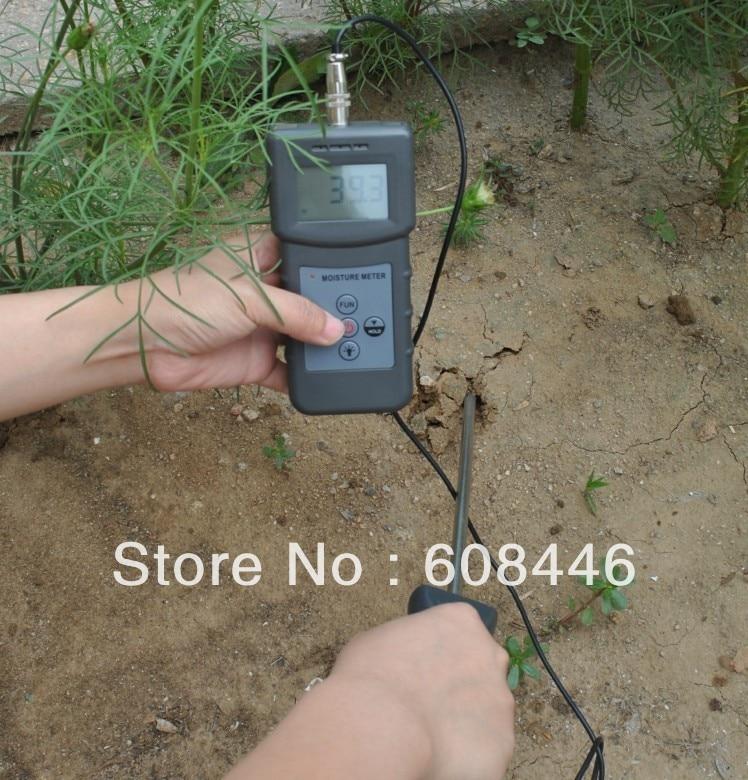 New Digital Soil cement sable poudre de gypse Moisture Meter tester 0-50%<br><br>Aliexpress