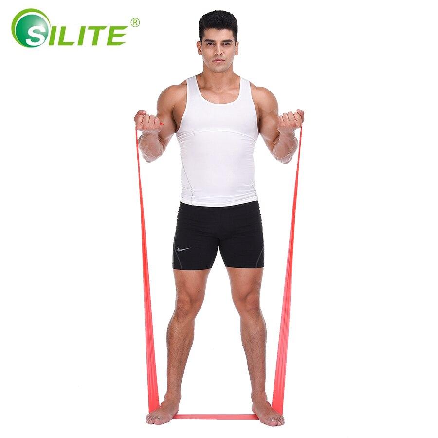 Фитнес резинка (лента сопротивления) для ног Way4you