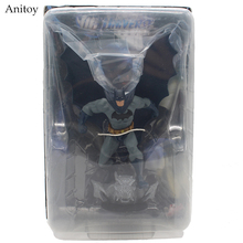 "Free Shipping DC Comics Superhero Batman The Dark Knight Rises PVC Action Figure Toy 8""20cm KT3982(China)"