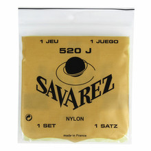 Savarez Classic Guitar Strings Nylon One Set 6 Strings For Classical Guitar Parts Bass Boost Bulk Strings Musical Instruments(China)