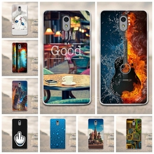 For Lenovo Vibe P1M Case Phone Cover Silicon Soft TPU 3D Cartoon Mobile Phone Back Cover For Funda Lenovo Vibe P1M Case Capa(China)