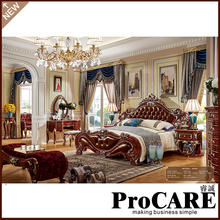 bedroom furniture Baroque Bedroom Set   luxury bedroom furniture sets group buying furniture wholesale price