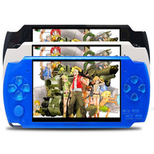 "2017 Coolbaby x6 4.3"" handheld game console support 16 bit 32 bit LCD Vedio Game Console MP3 MP5 ebook game Player mp5"