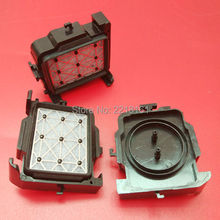 4pcs/lot Eco solvente plotter Galaxy capping station DX5 / For Epson DX5 head cap top(China)