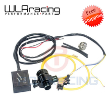 WLR Free shipping- ElectrIcal Diesel  Blow Off Valve With Horn and Adapter /Diesel Dump Valve/Diesel BOV with Horn and Adapter