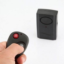 Wireless Remote Control Vibration Alarm Home Security Door Window Car Motorcycle Anti-Theft Security Alarm Safe System Detector