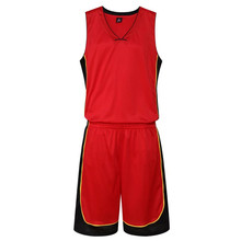 Kids breathable basketball jerseys youth basketball sets boys jogging suits kits diy any logos name and number free shipping(China)