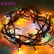Kingko 3M 40LED String Light Night Warm Christmas Wedding Decoration Fairy Lamps l61221