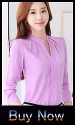 HTB1T8r7RpXXXXbvapXXq6xXFXXXf - New Women Chiffon blouse Flower long sleeved Casual shirt