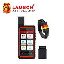 2017 2 year Free Update Launch X431 Diagun IV Powerful Diagnostic Tool with X-431 Diagun IV better than diagun iii/3 as X431 IV(China)