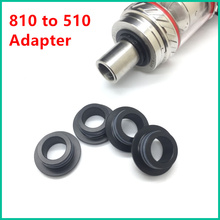 Buy 810 510 Adapter TFV8 510 Adaptor Mouthpiece TFV8 Cloud Beast Tank Atomizer E Cigarette Drip Tips Connector vape for $8.55 in AliExpress store