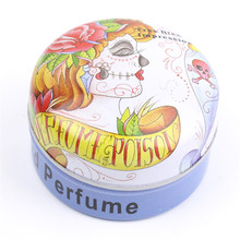 1PCS Oriental Floral Notes Fragrance Perfume Magic Balm Solid Perfumes And Fragrances Deodorant Fragrance(China)