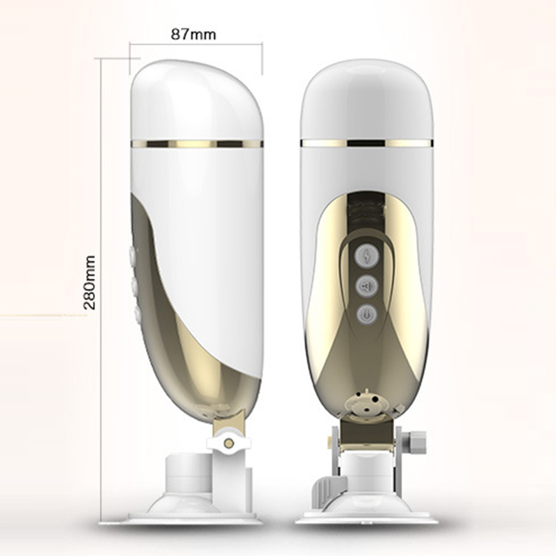Automatic Male Masturbator Pussy Cup Pocket Aircraft Cup Vagina Voice Strong Sunction Cup Vibrator Man Masturbation Cup Sex Toys<br>