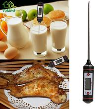 Digital LCD Display Kitchen Food Thermometer Cooking Food Probe BBQ Cooking Meat Thermometer Tools