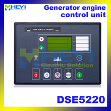 DSE5220 generator controller high quality diesel genset generator engine control unit(China)