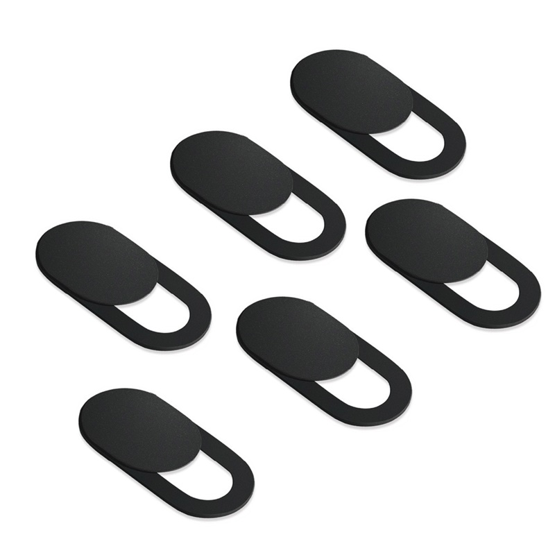 6-9PC Security Privacy Sliding Webcam Covers Blockers For Laptop Camera Phone