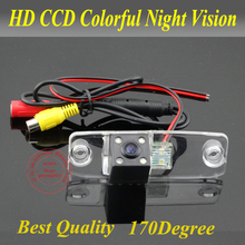 HD CCD Chip Car Rear View Reverse Parking CAMERA for Hyundai Elantra Terracan Tucson Accent/For Kia Sportage R 2011(China)