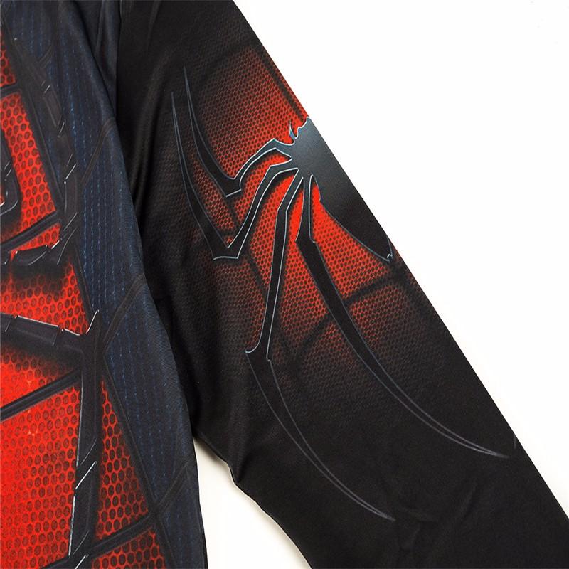 Marvel Gyms Clothing Fitness Compression Shirt Men Batman t-shirt men Long Sleeve 3D t shirt men Crossfit Tops tee shirt homme 38