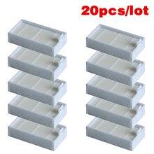 20pcs HEPA Filter accessorie vacuum cleaner CHUWI ilife v5s ilife v5 pro v1 V3 V50 v5pro ilife x5 robot vacuum cleaner parts