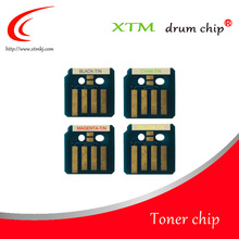 20pcs Compatible 006R01529 006R01532 006R01531 006R01530 Toner cartridge reset chip for Xerox Color 550/560/570 reset copier(China)