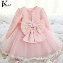 Winter Girls Dress Princess Kids Christmas Dresses For Girls Wedding Dress Baby Girl Clothes 1 2 3 4 5 6 Years Children Clothing
