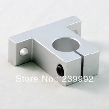 4 pcs SK10 SH10A 10mm Linear Rail Shaft End Support XYZ Table CNC parts(China)