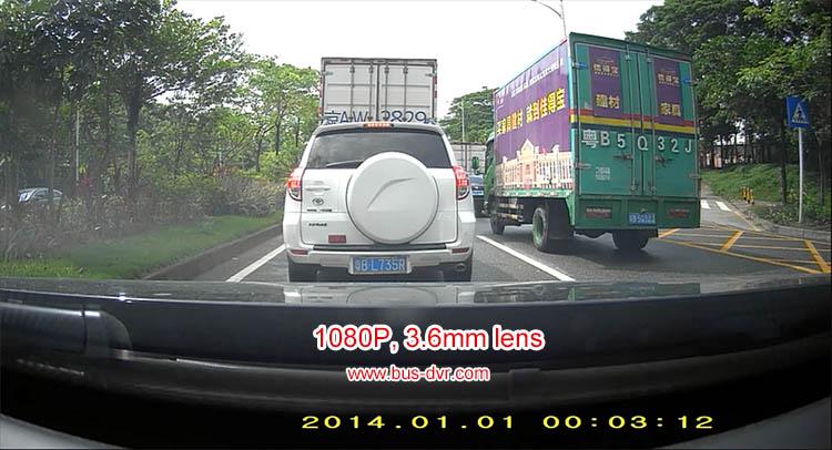 TS-03 out of car TVI camera