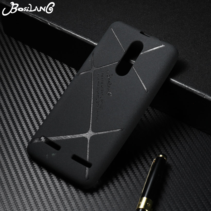bosilang Matte Phone Cover Cases Lenovo K6 K6 Power K33a42 5.0 inch Soft TPU Back Covers Coque Lenovo K6 K6 Power Case